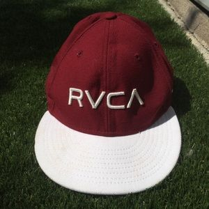 RVCA New Era Fitted Cap